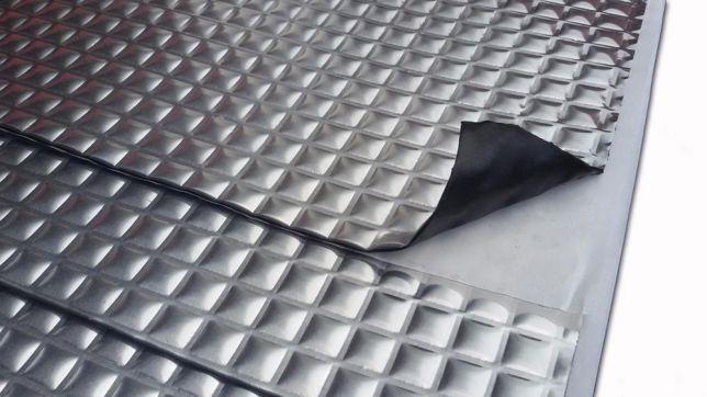 Виброизоляция автомобильная Vizol Econom 330*500*1.5 мм