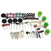 161PCS роторный набор инструментов аксессуары электрический шлифовальный станок гравировальная машина Цветной