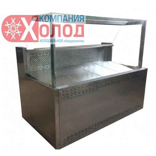 Витрина холодильная среднетемпературная ВХСК ПАЛЬМИРА КУБ М 1.8