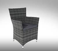 Кресло плетеное из ротанга Condor  GREY
