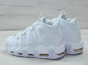 Женские кроссовки в стиле Nike Air More Uptempo (36, 37, 38, 39, 40 размеры), фото 2