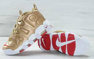 Женские кроссовки в стиле Nike Air More Uptempo (36, 38, 39 размеры), фото 2