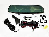 Универсальный видеорегистратор-зеркало заднего вида DVR-138, антибликовое зеркало с камерой