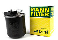 Фильтр топливный MB Sprinter 906 2.2CDI OM651 (с датчиком) Mann