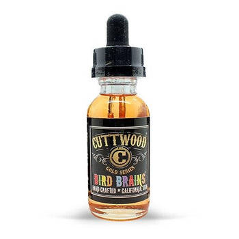 Премиум жидкость для электронных сигарет Cuttwood Bird Brains 30 ml (clone)