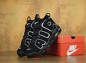 Женские кроссовки в стиле Nike Air More Uptempo (36, 37, 38, 40 размеры), фото 3