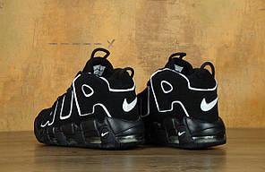 Женские кроссовки в стиле Nike Air More Uptempo (36, 37, 38, 40 размеры), фото 2