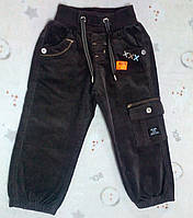 Штаны вельветовые для мальчика