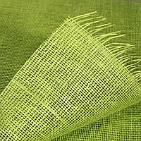 Рогожка натуральная для цветов 189193-3 (70*50 см) 10 листов