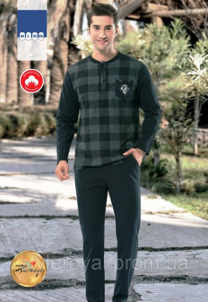 Стильная мужская пижама M