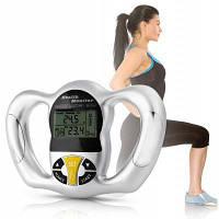 БЗ-2009 ручной анализатор жировых отложений измерения индекса массы тела Серебристый