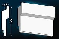 Карниз для скрытого освещения Тс-48