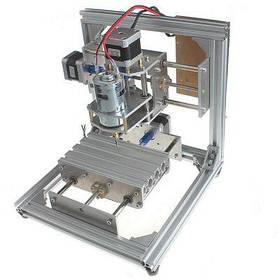 DIY CNC Лазерный Принтер для печати и гравировки - Серебряный