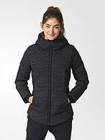 Женский пуховик  Adidas NEO Winter Down Reflective Jacket Coat(Артикул:AY9829), фото 1