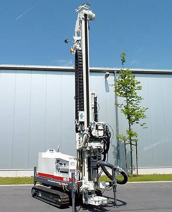 Буровая установка Rotomax L для бурения скважин на 150 м, фото 2