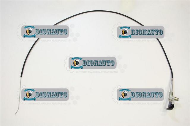 Трос управления жалюзи ГАЗ 3307 ОАО ГАЗ ГАЗ-3307 (3307-1310210)