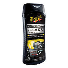Лосьон для чернение внешнего пластика - Meguiar's Ultimate Black Plastic Restorer Lotion 355 мл. (G15812EU)