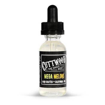 Премиум жидкость для электронных сигарет Cuttwood Mega Melons 30 ml (clone)
