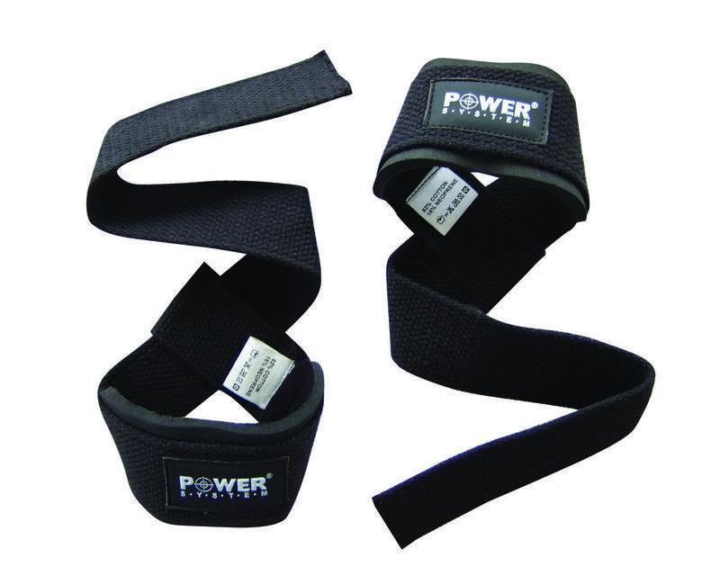 Лямки для тяги Power System Power Straps (PS-3400)