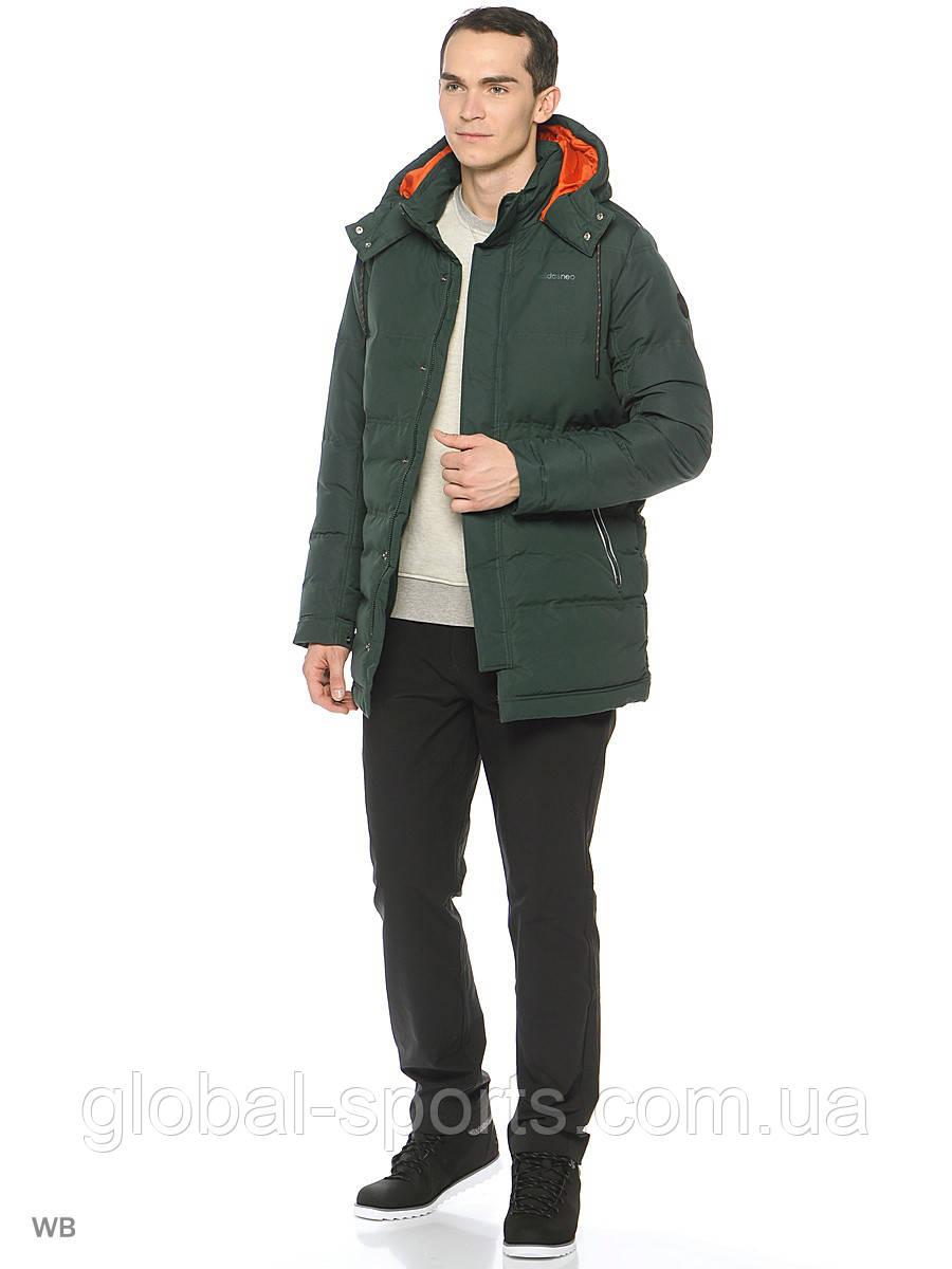 Мужская куртка Adidas Hooded Outdoor(Артикул:AY5834)