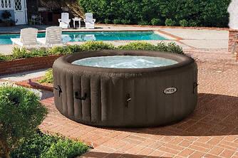Джакузи бассейн басейн PureSpa Jet Massage Intex 28422