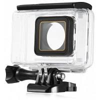 LINGLE Y2-27 45M водонепроницаемый чехол для спортивной камеры YI 4K Прозрачный