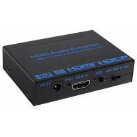 HDMI Аудио сплиттер Европейская вилка