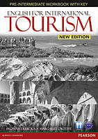 English for International Tourism Pre-int New WB+CD