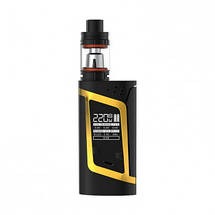Электронная сигарета SMOK Alien Kit 220W, электронный испаритель, атомайзер, супер вейп, смок алиен, фото 3