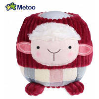 МЕТОО мультфильм Pattern дома прикроватные плюшевые Пэт ночник Красная Овца