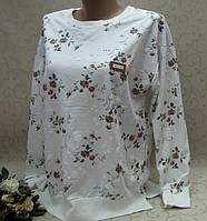 Батник женский из мягкого трикотажа. Женские кофточки, свитера, регланы женские