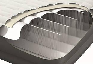 Надувной матрас Intex 64103 (152-203-25 см.) / Бежевый, фото 3
