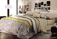 Полуторный комплект постельного белья Шехерезада