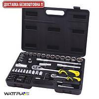 Профессиональный набор инструментов на 72 предмета (70024)