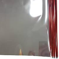 Пленка для упаковки красная 60 см