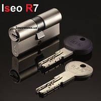 Цилиндр Iseo R7 60мм.(30х30) никель