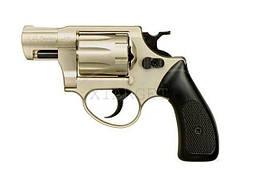 Револьвер флобера ME 38 Pocket 4R никель, пластик. рукоятка, 240189, 4 мм
