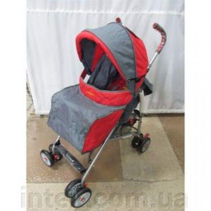 Детская прогулочная коляска- трость Quatro mini