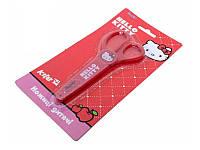 "Ножницы  детские в футляре, 13 см ""Hello Kitty"", ТМ KIte, HK13-124K"