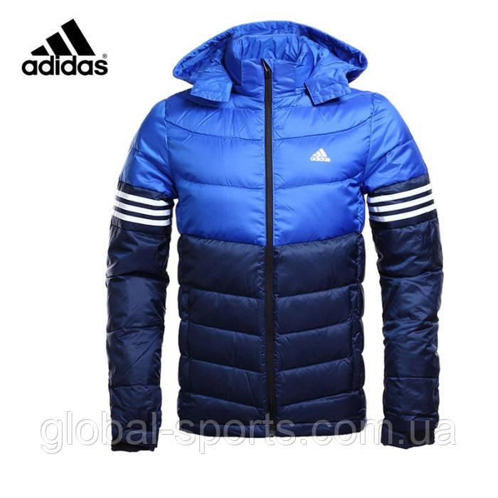 Мужская куртка Adidas DG90 CB 3S JKT (Артикул AY4107) - Global Sport в c9e76a44c1d