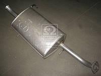 Глушитель задней CHEVROLET LACETTI (Производство Polmostrow) 05.62, AFHZX