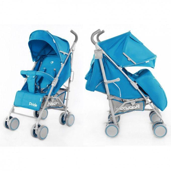 Коляска-трость BabyCare Pride (BC-1412 BLUE)
