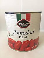 Balzano Pelati - Томаты целые, 2.550 kg
