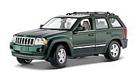 Автомодель (1:18) Jeep Grand Cherokee светлый хакки
