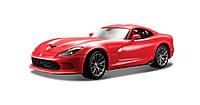 Автомодель (1:18) Dodge Viper 2013 красный