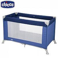 Детский манеж-кровать Chicco Goodnigth Night Blue