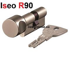 Цилиндр Iseo R90 60мм.(30х30) с поворотником