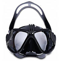 Плавательные очки для дайвинга Чёрный