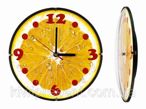 """Настенные часы """"Апельсин"""""""
