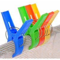 Практичный пластиковый зажим товары для дома 4шт Как на изображении